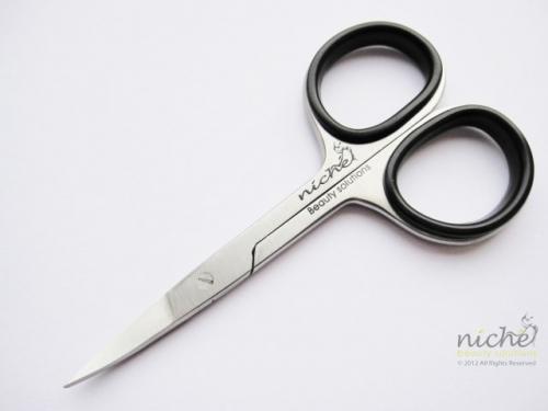 Niché Super Sharp Curved Edge Nail Scissors - OFFER!