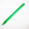 Glass Manicure Stick & Cuticle Pusher in Green Glass