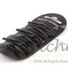 Beauty Senses Black Hair Click Clacks - 6 pack