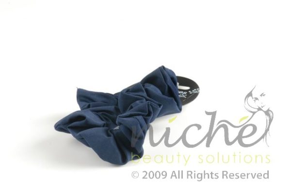 Beauty Senses Blue Hair Scrunchy
