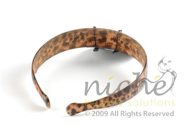 Beauty Senses Leopard Print Alice Hair Band