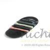 Beauty Senses Multi Coloured Hair Slides - 8 pack
