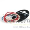 Beauty Senses Thin Multicolour Hair Loops - 10 pack