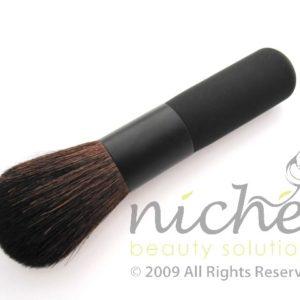 Cosmetic Powder and Bronzing Brush