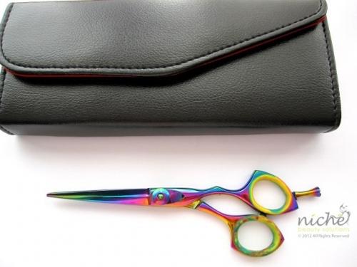 """Titanium 6"""" Hairdressing Scissors - SALE"""
