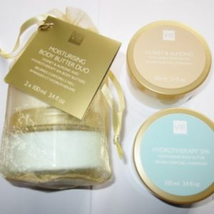 Vie at Home Moisturising Body Butter Duo
