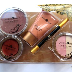 """CREATIVE COLOURS"" Multi Bronzing Set"