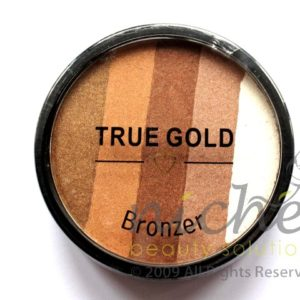 """TRUE GOLD"" Bronzer Colour Compact"