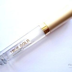 """""""TRUE GOLD"""" Luscious Clear Lip Gloss"""